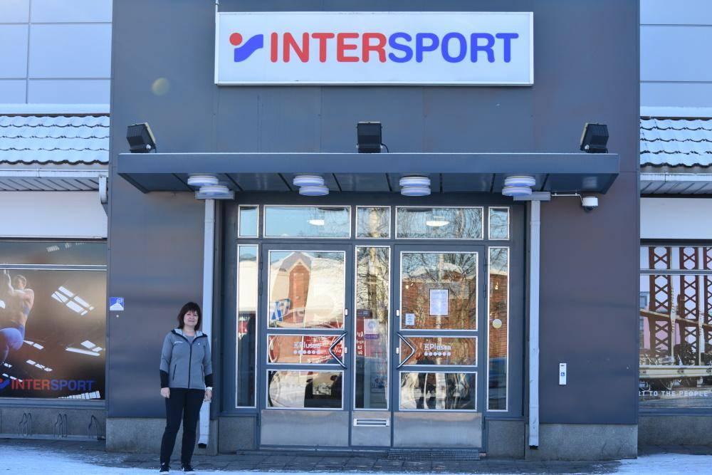 Intersport Tampere Lielahti ulkokuva